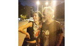 Palazzo y Juana confirman su relación con una imagen oficial: Usen fotos reales