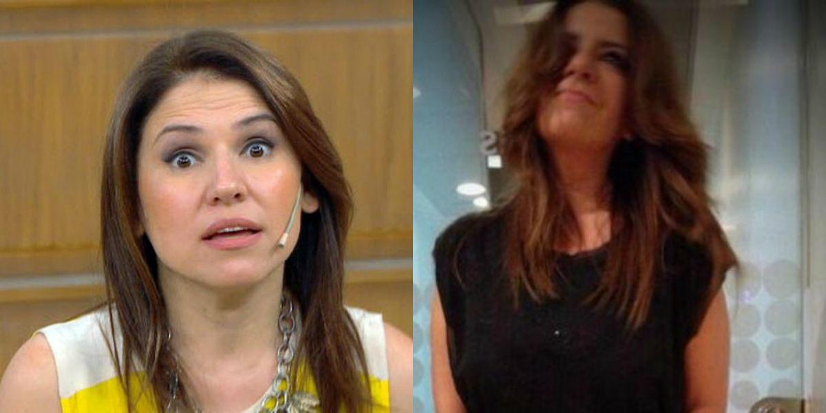 Fernanda Iglesias acusó a Andrea Taboada de quererla afuera del programa: la respuesta de la panelista