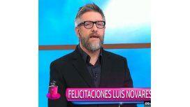 Luis Novaresio, tentado para hacer un ciclo en la Televisión Pública