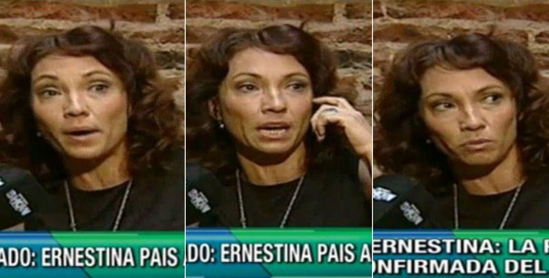 Desopilante monólogo de Ernestina Pais en la previa al Bailando 2016: cómo se prepara para su debut en Showmatch