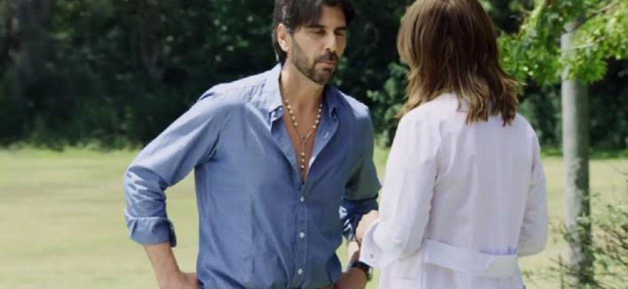 Los ricos no piden permiso: Antonio acorraló a Julia con sus trucos de seducción