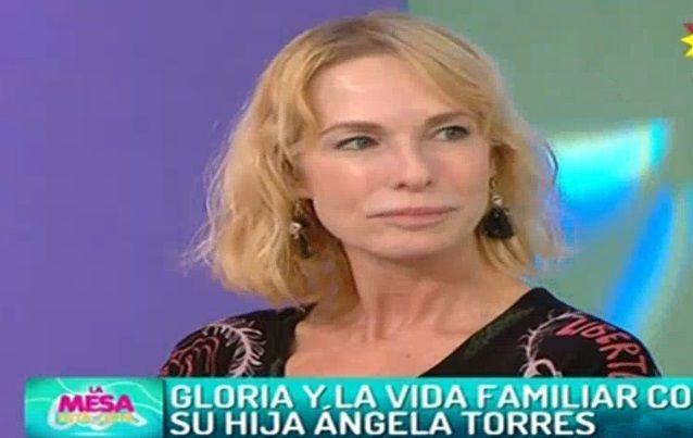 Gloria Carrá ya se olvidó de Luciano Cáceres y está en pareja: Estoy muy contenta