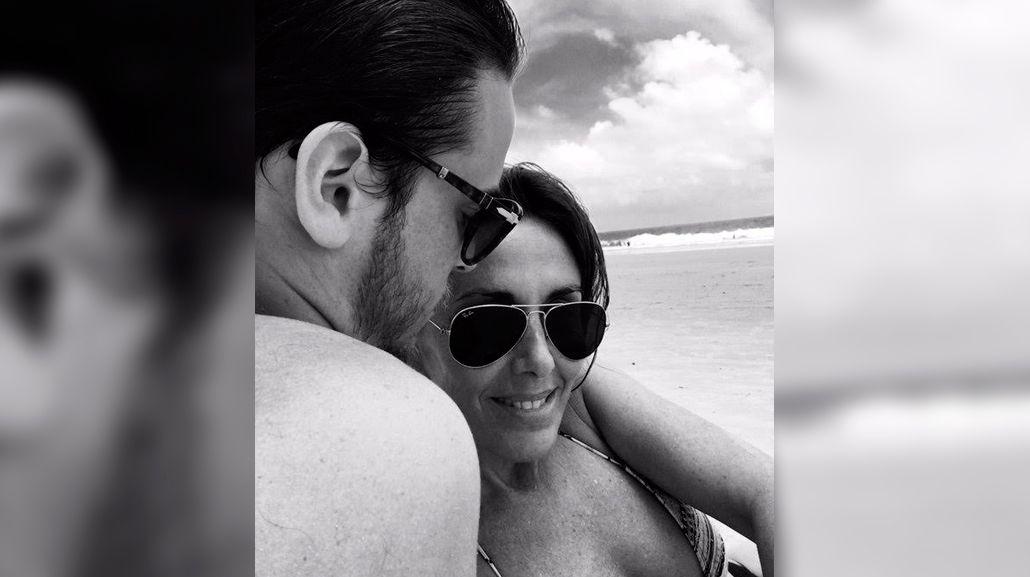 La mini luna de miel de Viviana Saccone y Santiago García Rosa, su novio de 22 años menor que ella