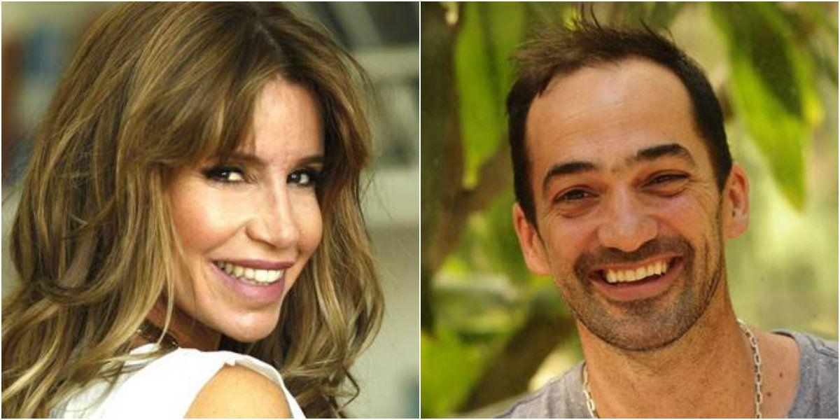 Florencia Peña y una relación abierta con su ex marido: He salido a comer con los chicos, Mariano y su mujer