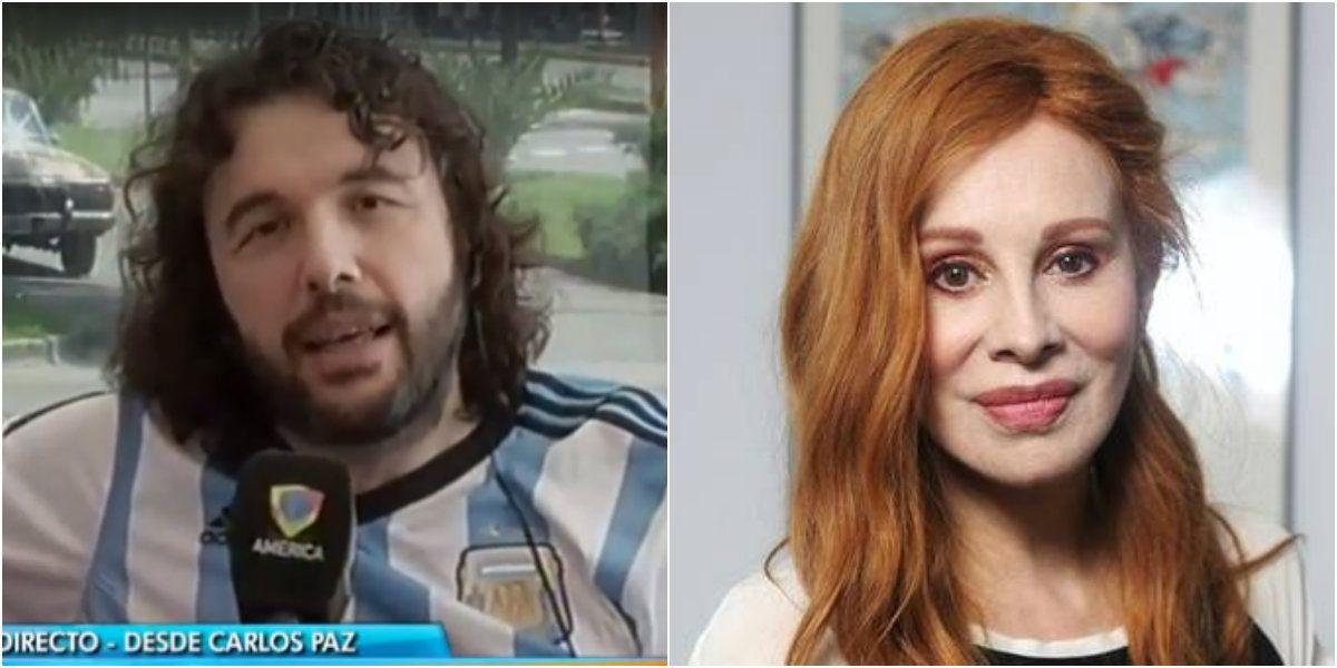 Ergün Demir decepcionado con Nacha: Jamás rechacé sacarme fotos con el público