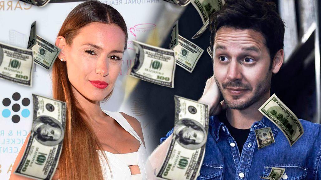 Pampita le va a pedir a Vicuña 44 millones de pesos de entrada y 200 mil mensuales por alimentos