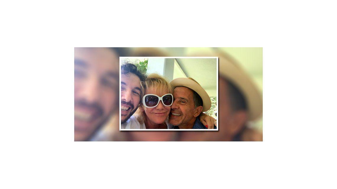 ¡Amor en custodia! El reencuentro de Soledad Silveyra y Osvaldo Laport