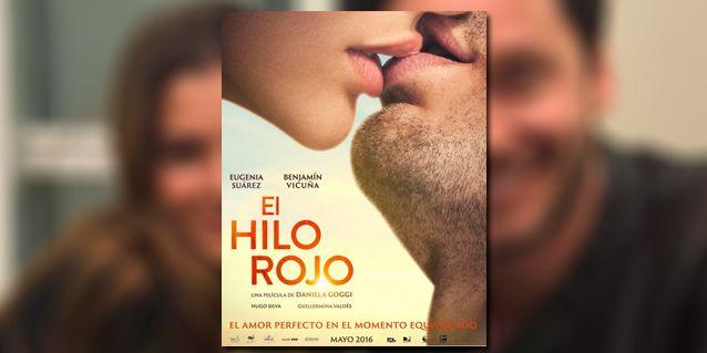 El beso de Benjamín Vicuña y la China Suárez en el Hilo Rojo: El amor perfecto en el momento equivocado