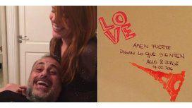Divertido video de Kampfer y Jorge Rial por San Valentín: El amor es sanador