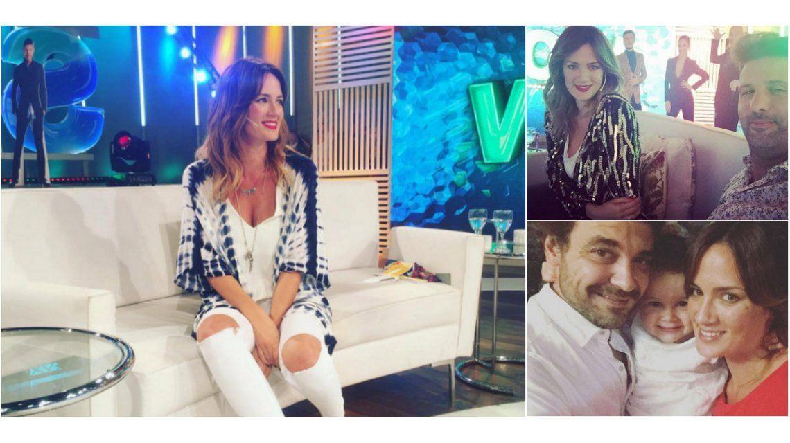 Paula Chaves: sus ganas de trabajar con Pedro Alfonso y divertida anécdota de Olivia y José María Listorti