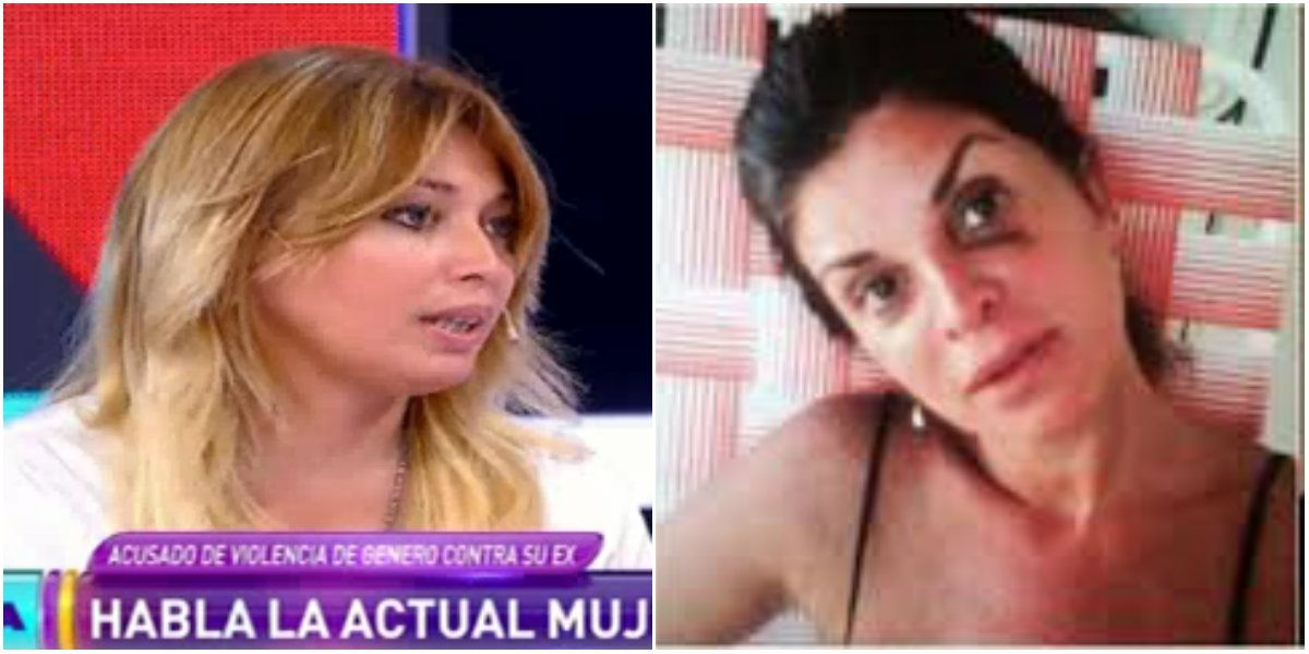La ex mujer de Miguel Ángel Pierri y la actual se cruzaron en vivo por el tema violencia de género