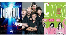 Buenos Aires: Drácula, Toc Toc y El quilombero, las obras con mayor recaudación