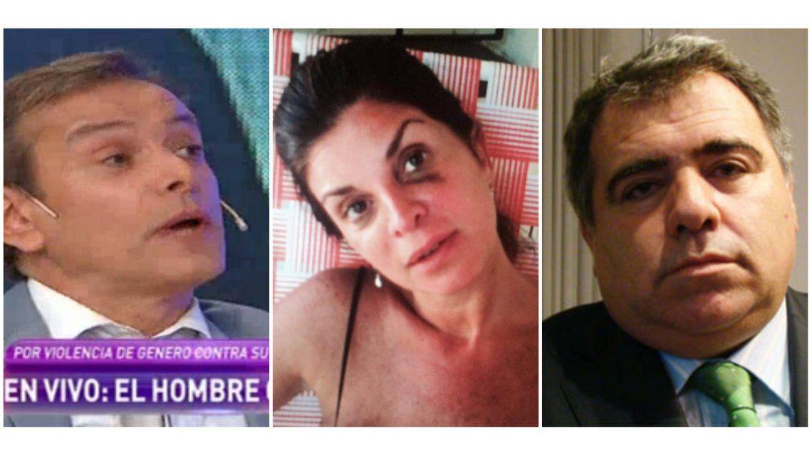Grave acusación de violencia de género contra Miguel Ángel Pierri: Me tacleó y me dio golpes de puño en la cabeza