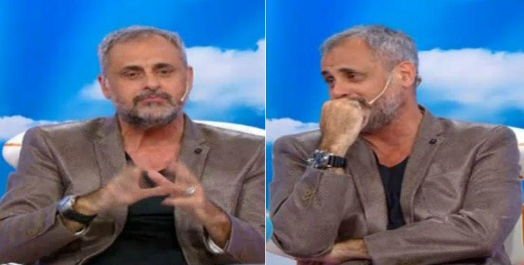 Jorge Rial respondió a las críticas de Intrusos de Dady Brieva: Él tampoco es Woody Allen; somos de cabotaje los dos