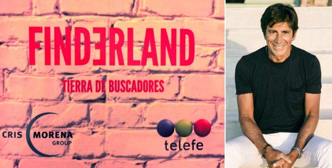 Nico Repetto, el elegido de Cris Morena: será el protagonista de Finderland, tierra de buscadores