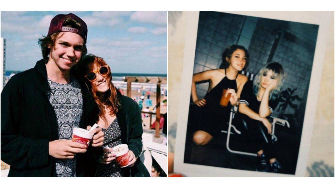 Las nostálgicas fotos de los ex Esperanza Mía y el especial mensaje de Ángela Torres: Franqui, un poco te extraño