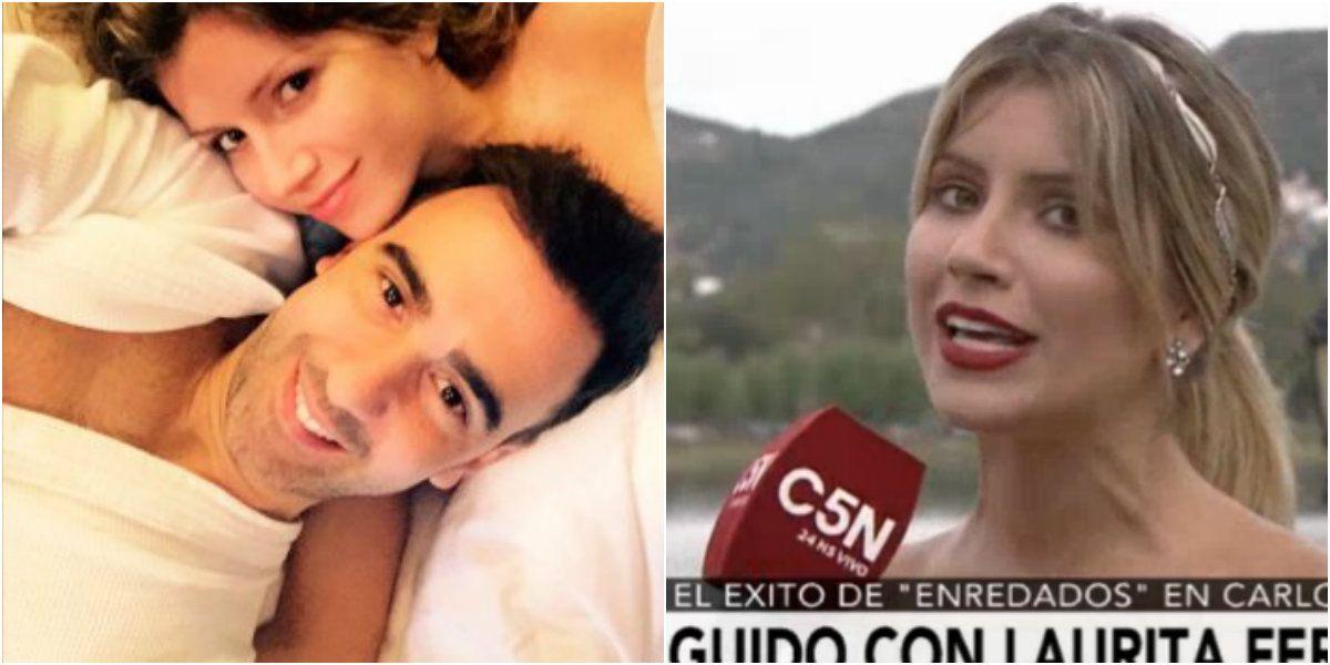 Laurita Fernández contra la mujer que busca a Fede Hoppe: Me ves todos los días, ¿te parece escribirle?