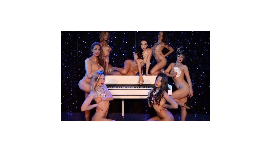 Desnudas: la particular protesta del elenco de Cocodrilo contra los premios Estrella de Mar