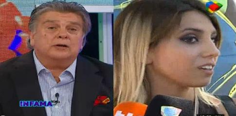 Luis Ventura hizo su descargo por los comentarios sobre Cinthia Fernández: El abusador deshonesto no soy yo