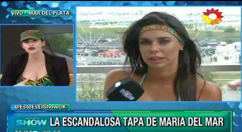La respuesta de Sabrina Ravelli cuando Connie Ansaldi le pidió que no hable más de Matías Alé:  ¿Y cuándo él hablaba de Alfano...?