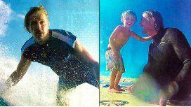 Arana: Me enamora más una chica en la tabla de surf que...