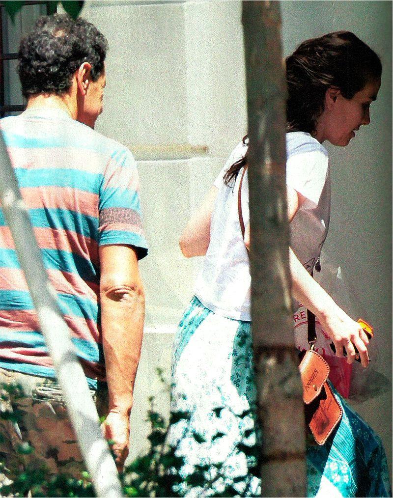 Natalia Oreiro y Ricardo Mollo superaron la crisis: las fotos que los muestran juntos