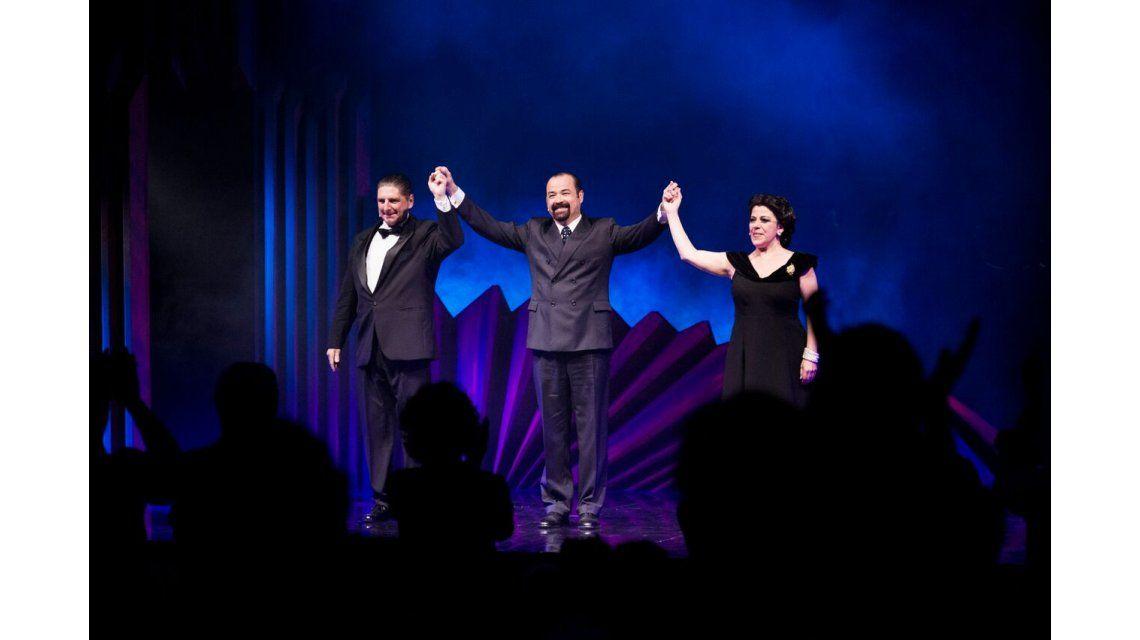 El video del musical Manzi: la vida en Orsai, en el Teatro Tabarís