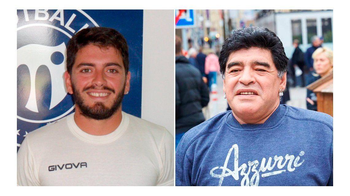Diego Jr., casi 30 años sin el reconocimiento de Maradona: Ya no aguanto este sufrimiento