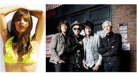 El efecto China Suárez: los Rolling Stones pidieron de todo, inclusive palta