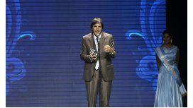 Faroni, distinguido en los Estrella de Mar por sus 25 años produciendo en MDQ