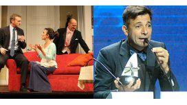 Premios Estrella de Mar: Bossi se quedó con el Oro; Le Prenom, la mejor comedia