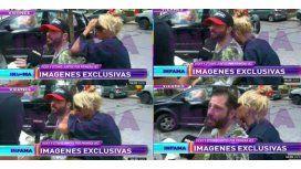 Xipolitakis y Ottavis, juntos en Mardel: Vicky no va a hablar, está muy triste