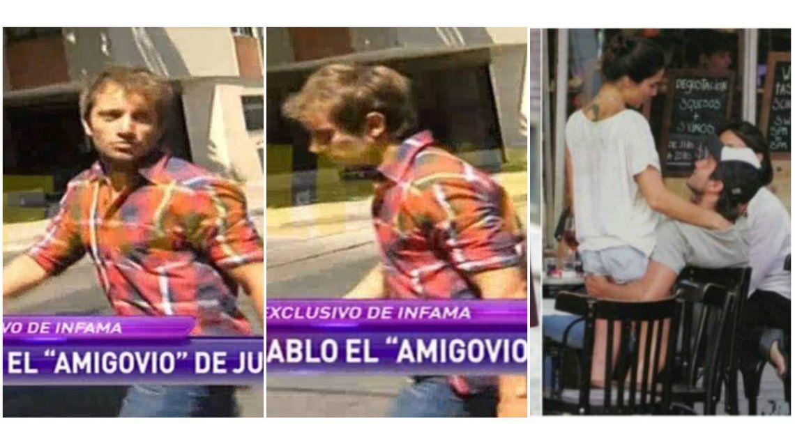 Habló Gastón Grande, el amigovio de Juana Viale: Es algo privado, no está bueno que se hable