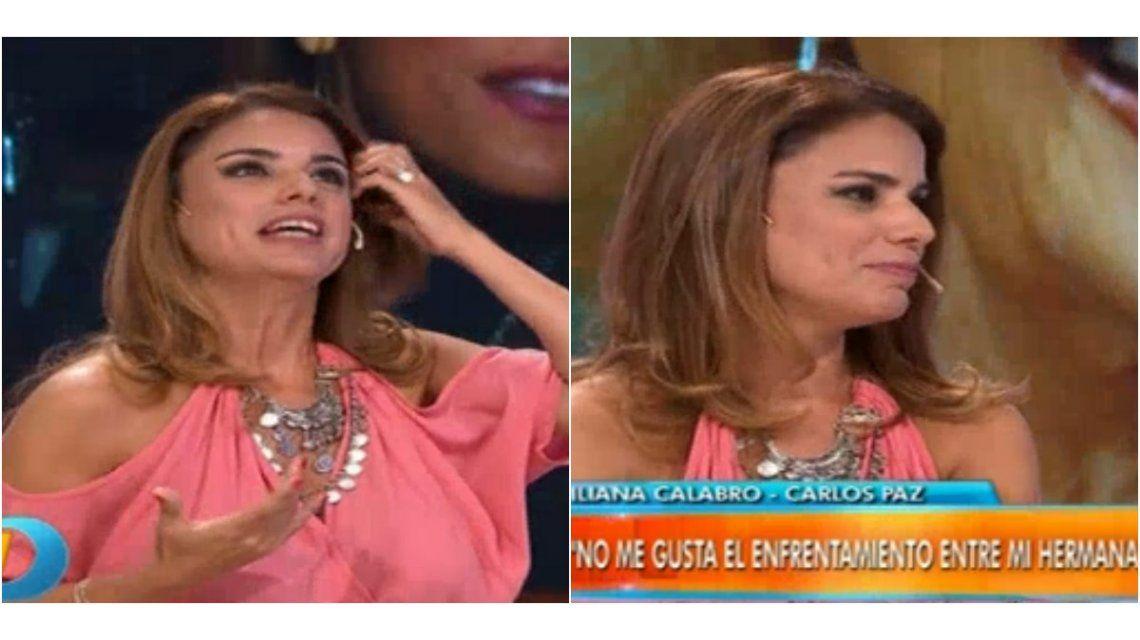 Marina Calabró se quebró al responderle a Mirtha: A veces la castigo esperando el llamado de mi viejo