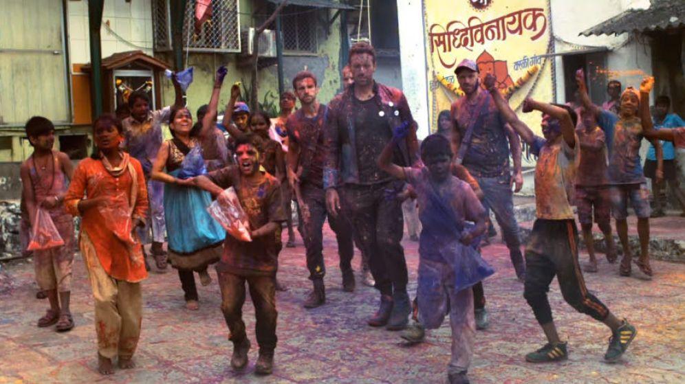 Polémica por el nuevo video de Coldplay y Beyoncé: fueron acusados de apropiación cultural