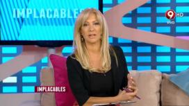 Roccasalvo volvió a la TV tras la muerte de su marido: Se me fue mi pilar