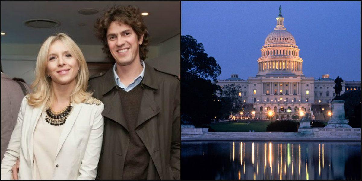 Cómo será la vida de Carla Peterson en Washington con Martín Lousteau