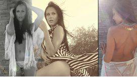 El sensual topless de Barbie Vélez en una nueva producción de fotos