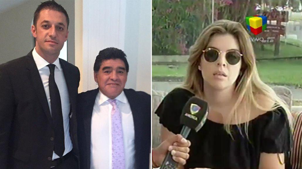 Dalma deschavó al abogado de Diego Maradona: A él le conviene que la prensa le llegue información