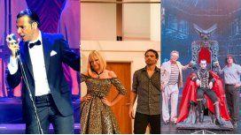 Marcianos en la casa, Bossi y Drácula el musical, líderes de la taquilla