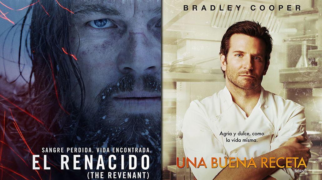 El renacido, la nueva película de Leonardo DiCaprio
