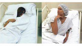 Isabel Macedo fue operada de urgencia y publicó el paso a paso de la internación