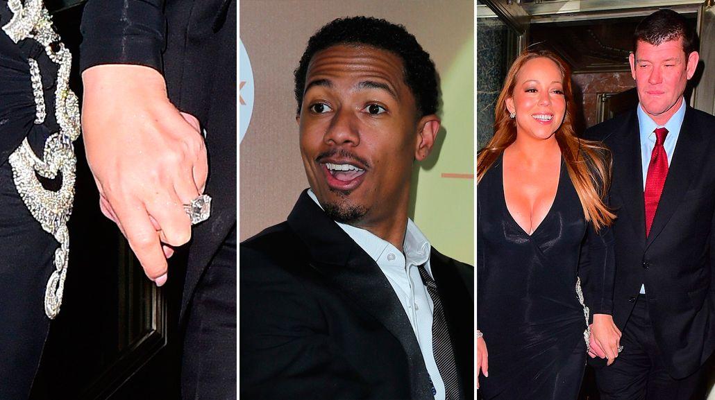 La millonaria alianza de compromiso de Mariah Carey y la obsesión de su ex