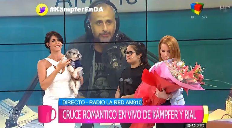 Jorge Rial y Agustina Kämpfer confirmaron que están buscando un hijo: Nos gustaría ser padres