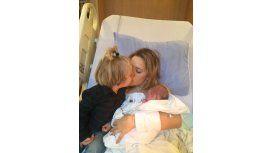 Luisana Lopilato: Agradecidos de informar que Noah está libre de cáncer