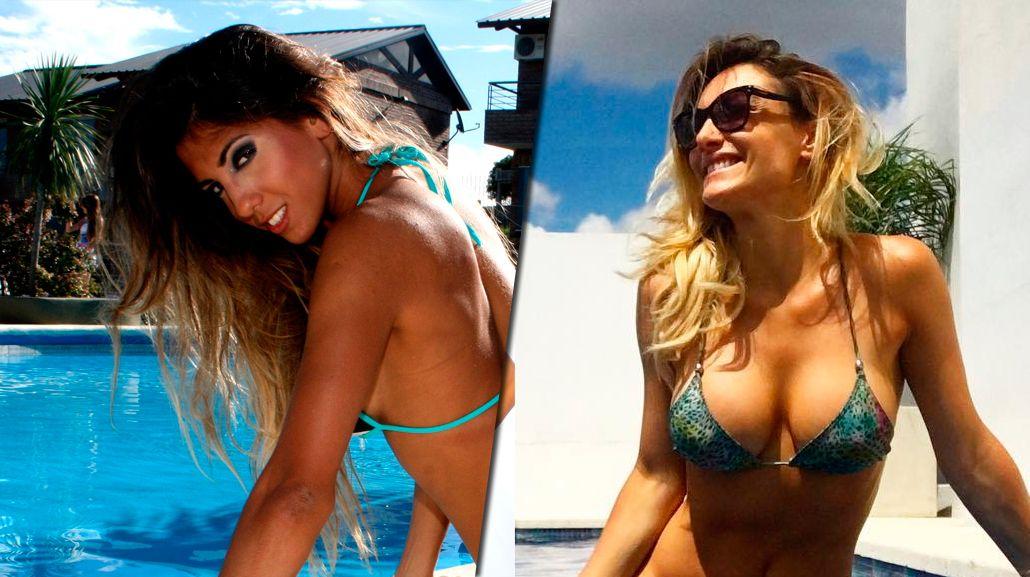 Cinthia Fernández escrachó a Sofía Macaggi en el avión: ¡Qué sexy con las medias de la abuela!