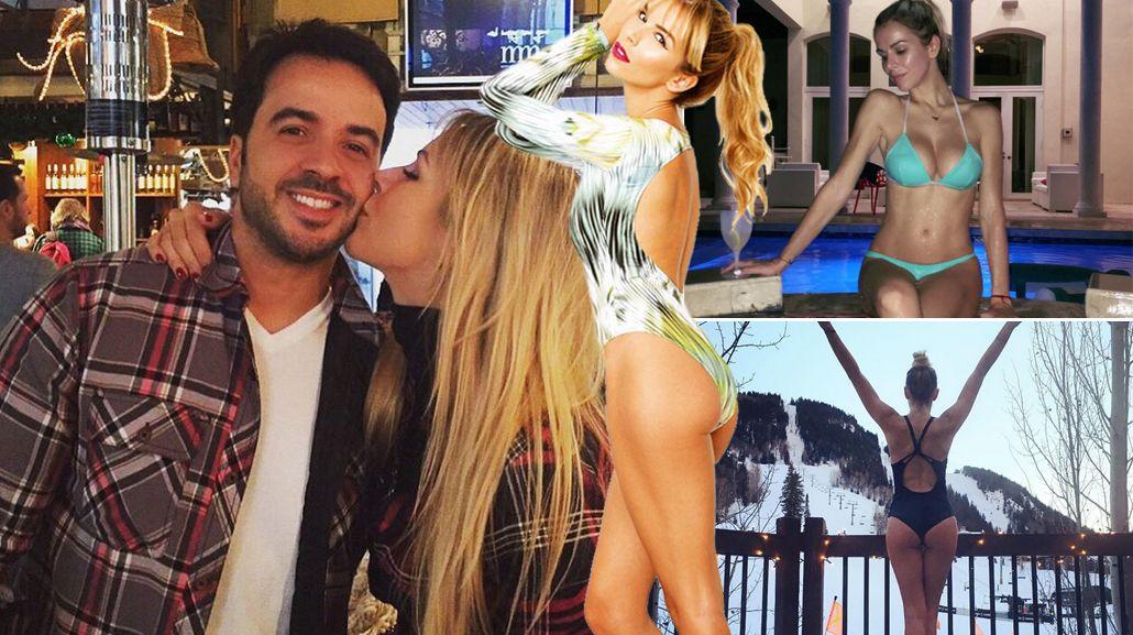 Conocé a Águeda López, la sensual esposa del cantante Luis Fonsi