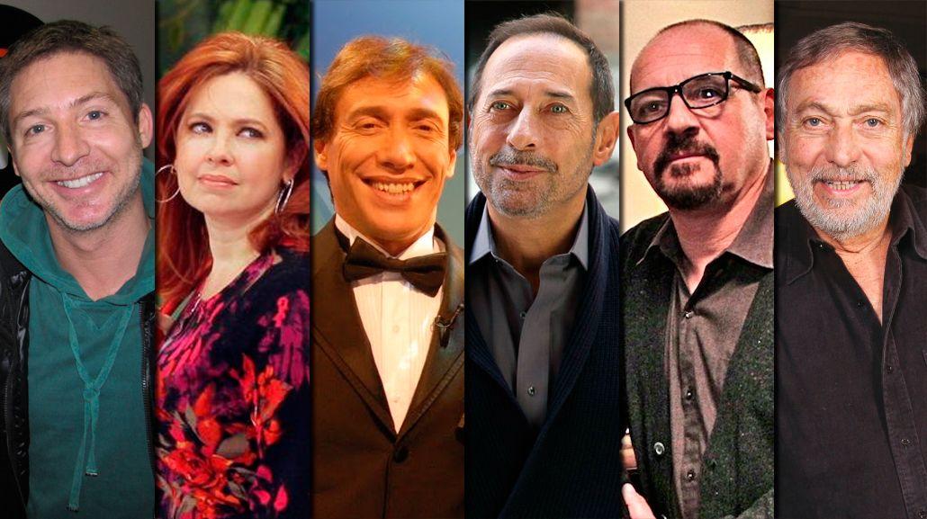 Famosos actores se manifestaron sobre la Ley del actor en forma masiva