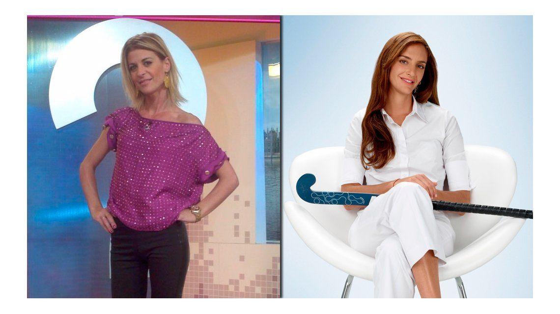 Luciana Aymar: ¿el reemplazo de Eugenia Tobal en Pura Química?