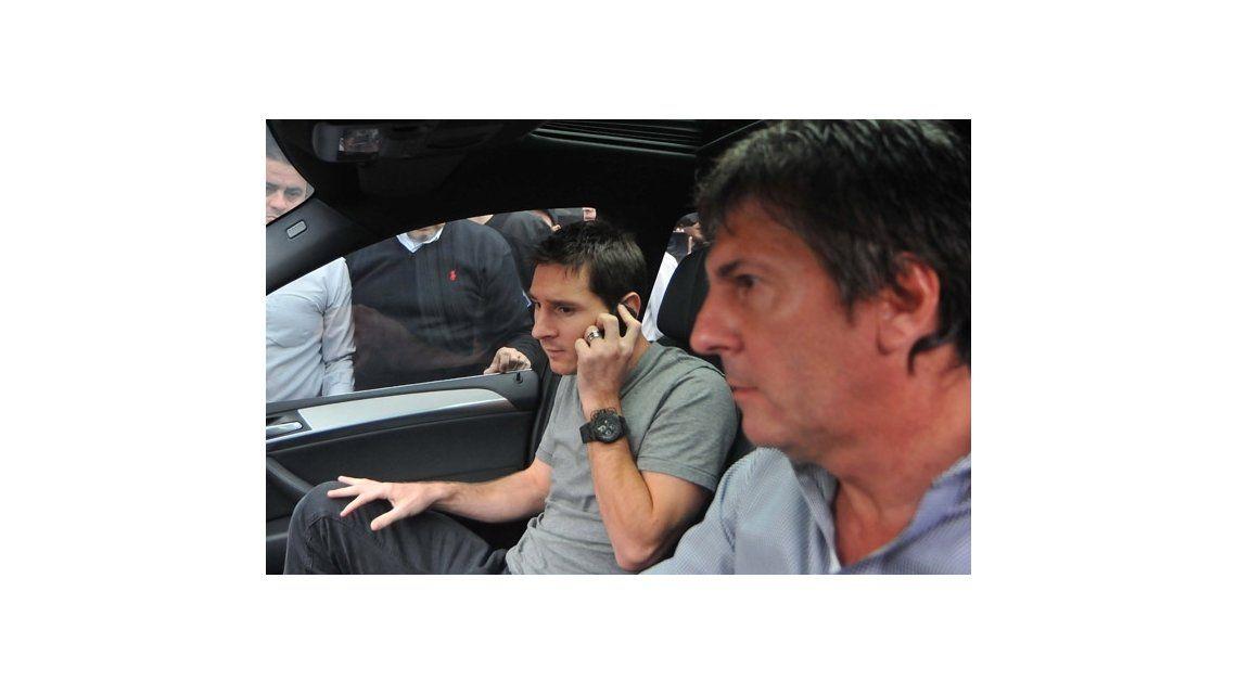 Comunicado oficial: la familia Messi se defiende del escándalo Panamá Papers